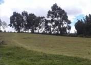 terreno colinas el rosal 25000 m2