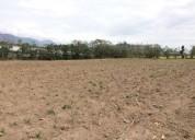 Se vende terreno en el sector la bolsa en otavalo 2433 m2