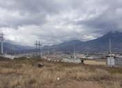 Se vende terreno en ibarra 692 m2