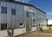 De oportunidad se vende una fabrica de grano en natabuela 2483 m2