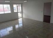 Excelente oficina de 85 m2 en cuarto piso en la e sola y shyris en quito