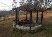 Tababela muy cerca al pueblo terreno en venta 9 700 m2 en quito