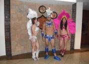 Hora loca samba, hollywood para boda/15años uio