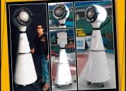 Alquiler de ventiladores climatizadores