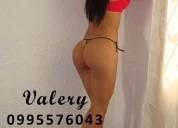 Valery quien quiere hacerte el amor con locura