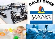 Reparacion calefones a gas 0995429952 conocoto