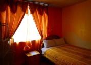 Rento habitacion amoblada