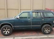 Carro chevrolet blazer 1993 4x4 5puertas