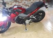 Motocicleta honda cb