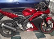 Yamaha r15  2010  150cc
