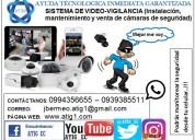 InstalaciÓn de sistema de vÍdeo-vigilancia