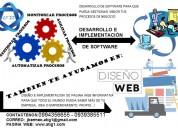 Desarrollo de pÁginas web informativas