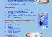 PreparaciÓn examen complexivo - area financiera
