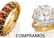 Compramos tus joyas de oro sean nuevas o usadas,