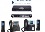 Centrales telefonicas ip grandstream venta, instal
