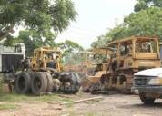 Compro tractores, volquetas, maquinaria pesada...