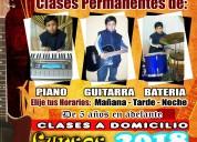 Cursos permanentes de música