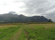 Vendo terrenos en otavalo sector quinchuqui