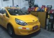 Se vende taxi con puesto en la cooperativa