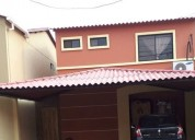 """Casa vendo en villa club """"cosmos"""" de 2 pisosbonita"""