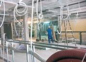 Instalaciones electricas, sistemas de respaldo de