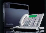 Instalación centrales telefónicas, telefonia ip