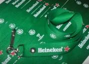 Collarines o cordones porta credenciales