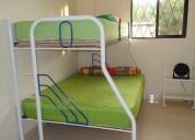 Hermoso mini departamento en tonsupa 5 dormitorios