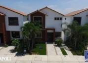 De venta casa en urbanizacion privada napoli