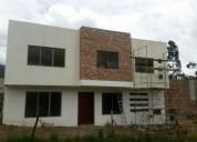 Villa casa de venta rio amarillo cuenca 3 dormitorios
