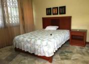 Alquilo excelente suite amoblada todo incluido 1 dormitorios