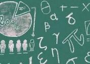 Clases matematicas y todo de numeros