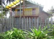 Vendo casa en la playa de muisne/esmeraldas