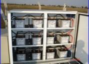 Gabinetes para baterías. whatsapp 0981412606