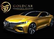 Gold car transporte privado en manta