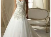 Confeccion de vestidos para novias, 15 años