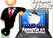 Asesoria de visas