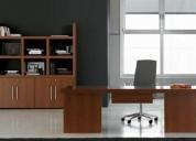 Fabricamos todo tipo de muebles para oficina