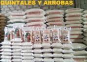 Telf 0991073831 arroz de venta oso y flor