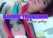 Barbie vip. travesti en el sur de quito 0983962022