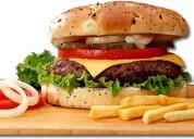 Albóndigas de carne para hamburguesas