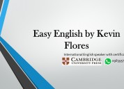 Easy english classes with kevin