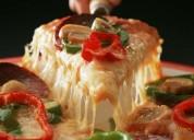 Queso mozarella para pizzas, empanadas, lasaÑas, etc