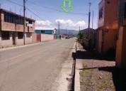 Se vende casa y terreno en san gabriel 38000