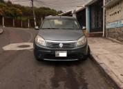 Renault sandero 1.6v año 2010