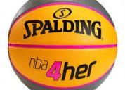 Balones de basquet spalding - molten  en ecuador