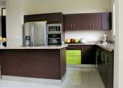 Muebles de cocina hermosos, remodele sus muebles