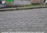 Terreno 150m2 en la ciudadela marco proaÑo maya de