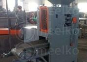 Meelko prensa para hacer carbón en briquetas mkbc