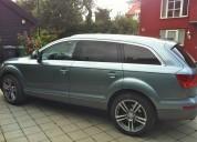 Audi q7 velholdt, 7s